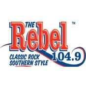 WRBF - The Rebel 104.9 FM