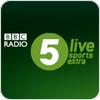 "écouter ""BBC Radio 5 live sports extra"""