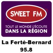 Sweet FM - La Ferté-Bernard 95.8