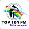"""écouter """"Rádio Top 104 FM"""""""