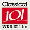 """écouter """"WRR Classical 101.1 FM"""""""