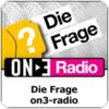 """écouter """"on3-radio - Die Frage"""""""
