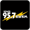 "écouter ""KWKM - Power 95.7"""