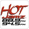 "écouter ""Hot Jamz"""