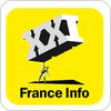 """écouter """"France Info  -  France Info Revue XXI """""""