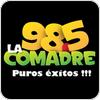 """écouter """"98.5 La Comadre"""""""