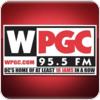 """écouter """"WPGC-FM 95.5 FM"""""""