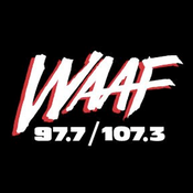WKAF 97.7 FM - Boston\'s Rock Station