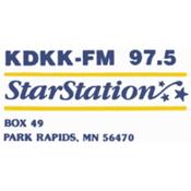 KDKK - 97.5 FM Star Station