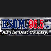 KSOM 96.5 - All The Best Country