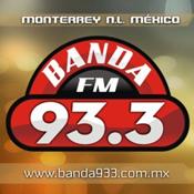 Banda 93.3 FM - La Mandona de Monterrey