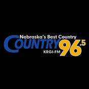 KRGI-FM - Nebraska\'s Best Country 96.5 FM