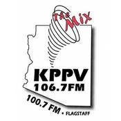 KPPV 106.7 FM - The Mix