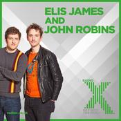 Elis James and John Robins on Radio X Podcast