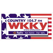 WKKY - Americas Best Country 104.7 FM