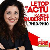 Karine Dubernet - Le top de l\'actu de Rire & Chansons
